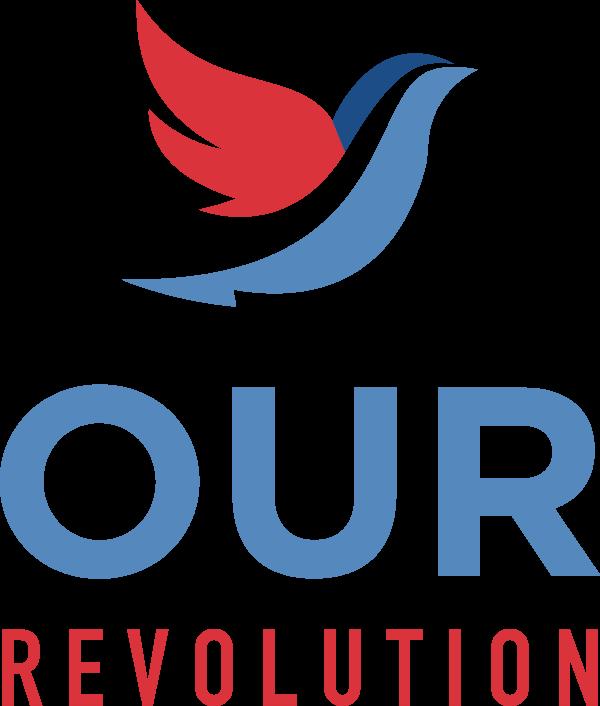 Our Revolution square