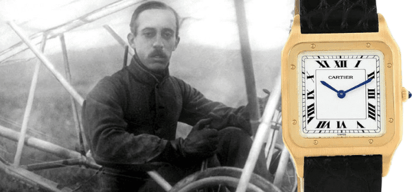 Santos Dumont - Cartier Santos Dumont