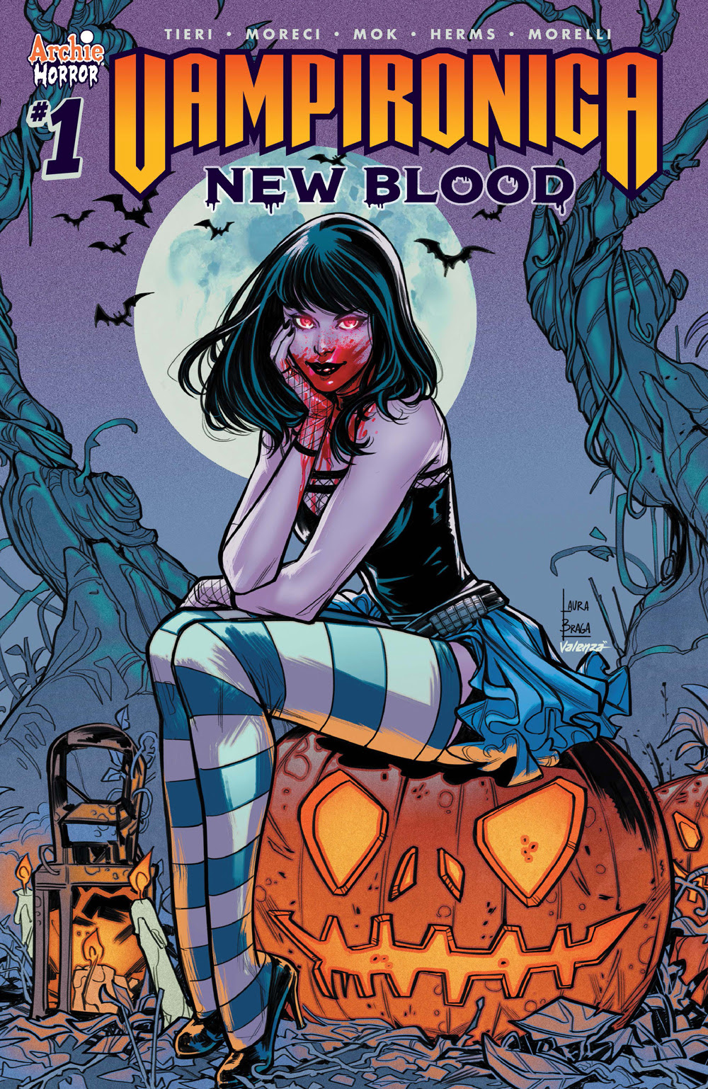 VAMPIRONICA: NEW BLOOD #1: CVR B Braga