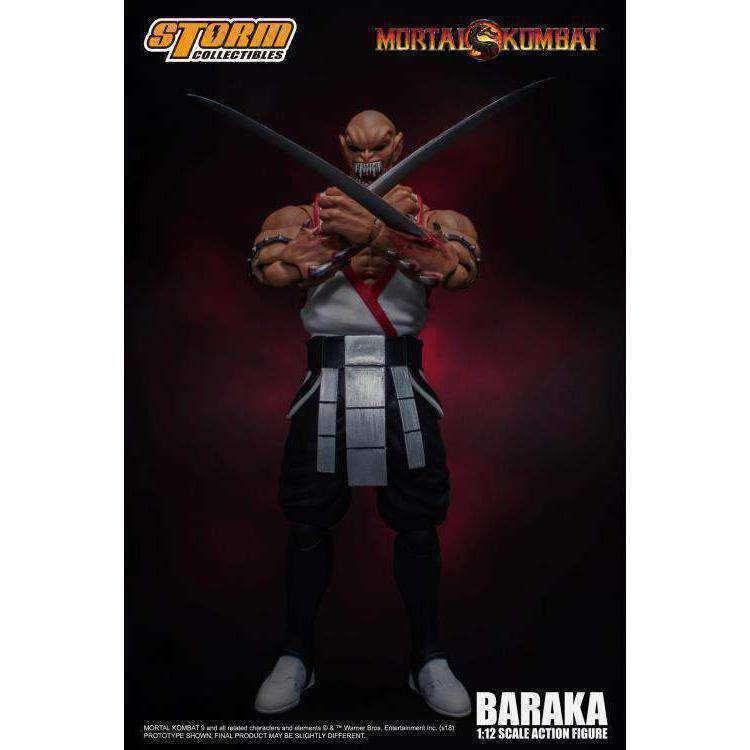 Image of Mortal Kombat VS Series Baraka 1/12 Scale Figure