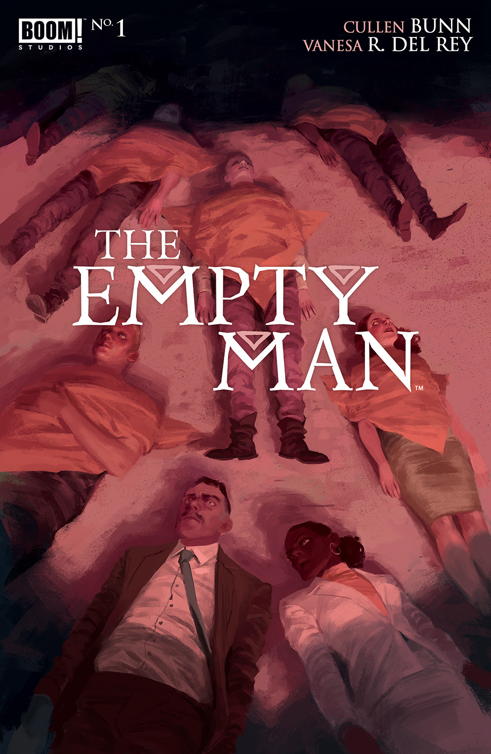 The Empty Man #1 Cover A