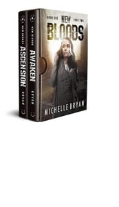 New Bloods Box Set: Books 1–2 by Michelle Bryan