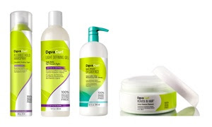 Best of DevaCurl Cleansing and Styling Haircare Collection
