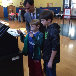 The Bramsons Vote - Election Day 2015