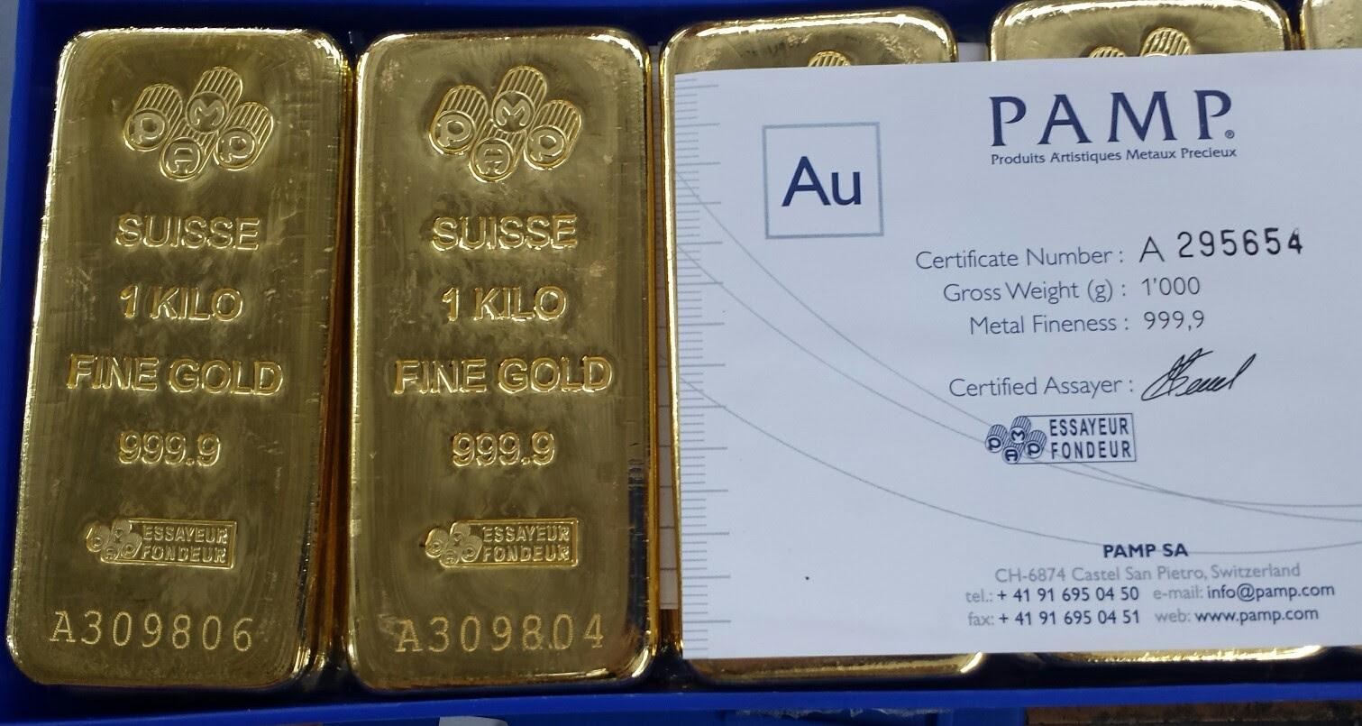 1kg Gold Deal