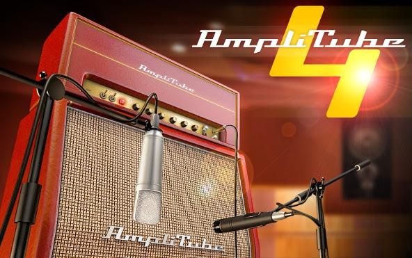 AmpliTube 4 CS