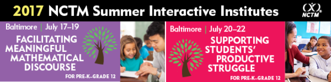 Registration is now open for interactive summer professional development!