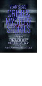 Year's Best Crime & Mystery Stories 2016 by Collected Authors
