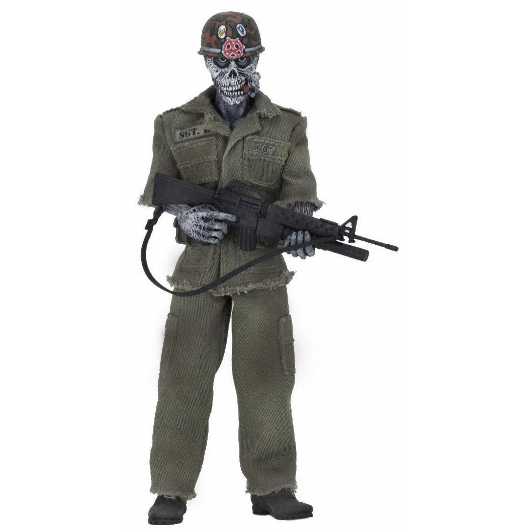 "Image of S.O.D. - 8"" Clothed Action Figure - Sgt. D - APRIL 2020"
