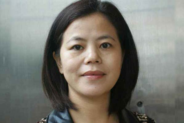 In prison for exercising her freedom of expression - TAKE ACTION