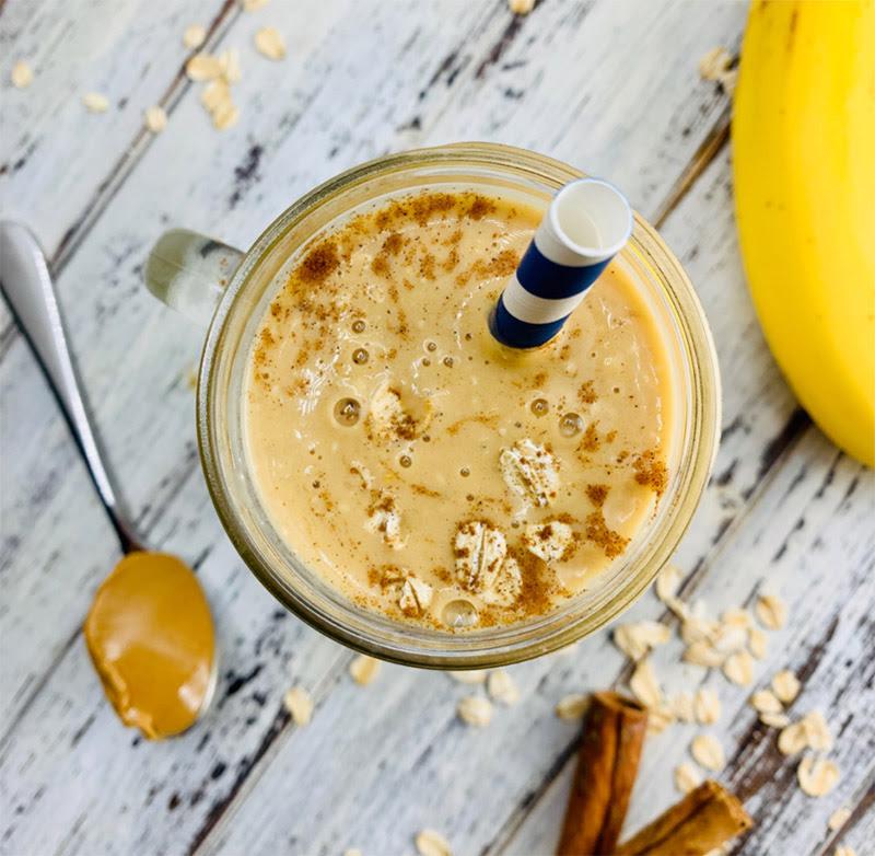 Protein Oatmeal Shake