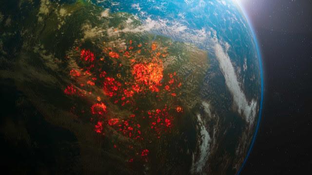 Estudo: Mudança climática pode transformar em savana 40% da Amazônia