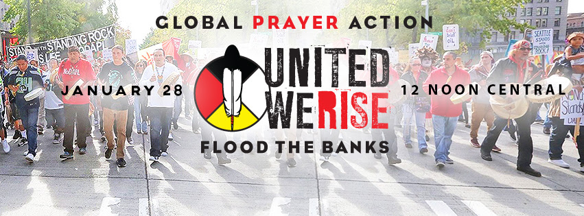 UNIFY: Standing Rock Global Prayer Action 1/28/2017 66403d49fad40f6715fbe72c8a8ff23b