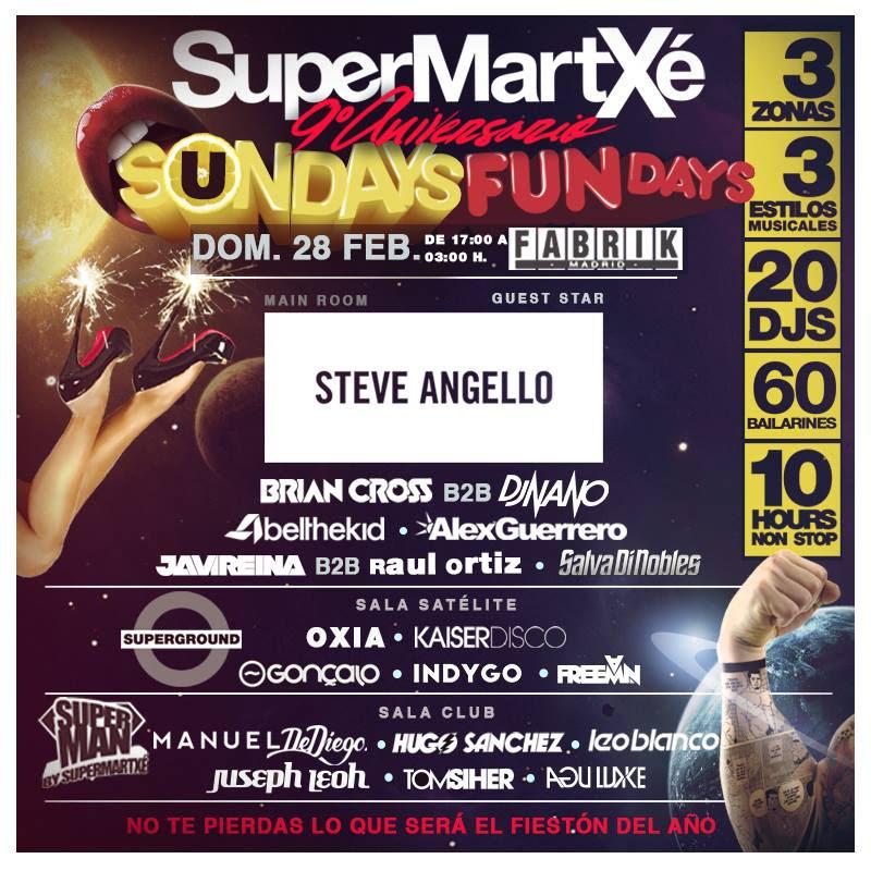 02968fc9-bf4e-4835-9871-b58a872efb27 Toda la info de SuperMartXé con Steve Angello