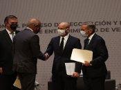 Las negociaciones entre el Gobierno venezolano y las oposiciones se realizan bajo el auspició del Reino de Noruega y con el acompañamiento de Rusia y Países Bajos.