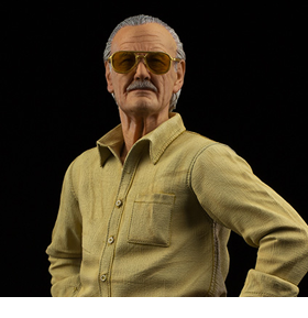 Stan Lee Legacy Replica 1/4 Scale Limited Edition Statue