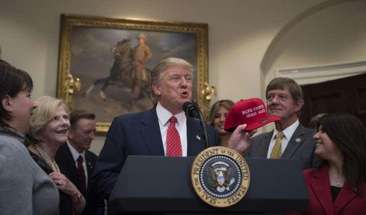 EE.UU.: Juez da primer revés al nuevo veto migratorio de Donald Trump