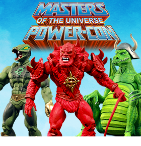 MOTU POWER-CON EXCLUSIVES