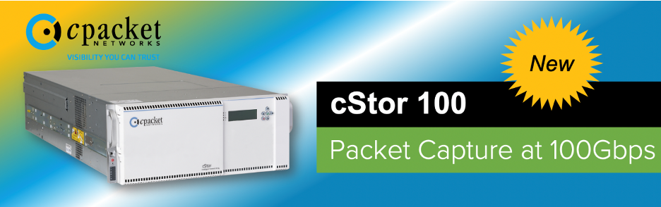 Product Launch: cStor 100