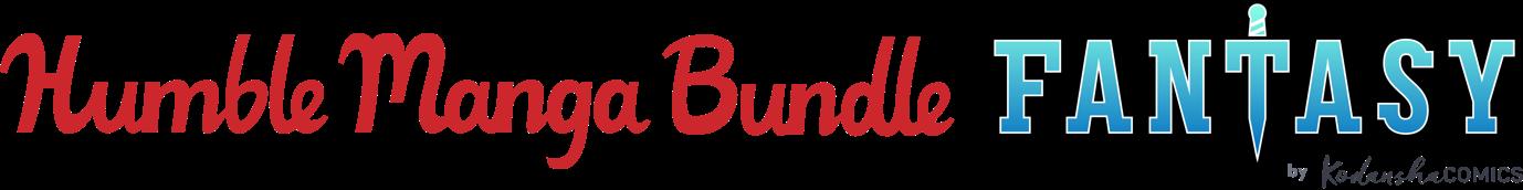 Humble Manga Bundle: Fantasy by Kodansha Comics
