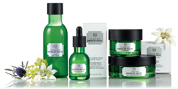 Buy 3 Get 3 at The Body Shop!