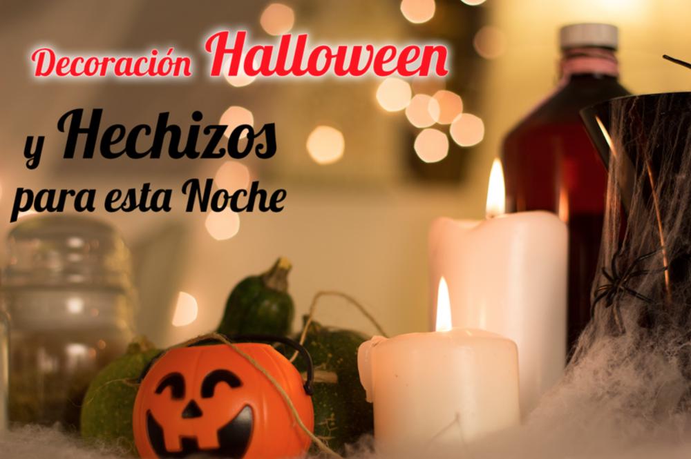 Decoración Halloween y Hechizos Samhain