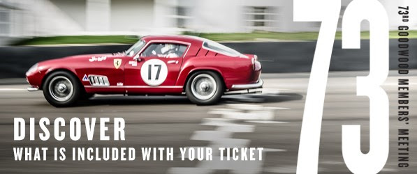 What is included in your ticket?