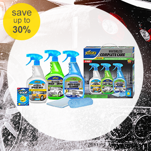 Shield Waterless Car Wash Kits
