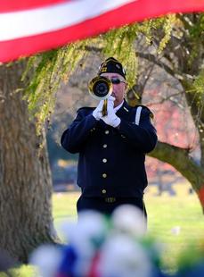 Bugler American Legion