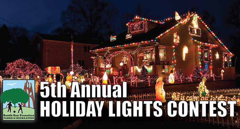 SSF Presents the 5th HOLIDAY LIGHTS DECORATING CONTEST