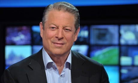 Al Gore will be demanding action on climate change this week.