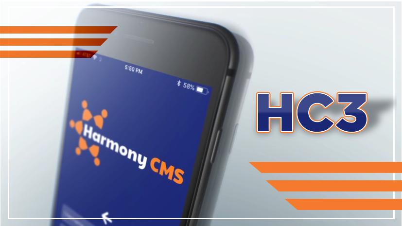 Harmony CMS Video