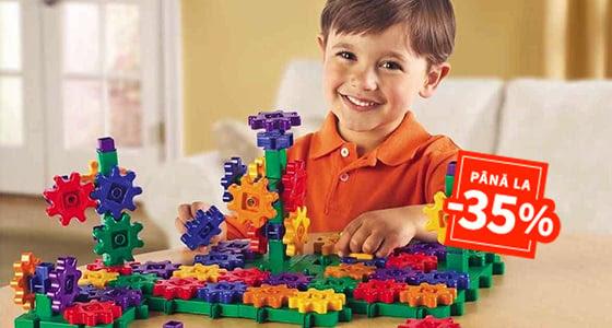 Seturi de constructie Mega Blocks, Playmobil, Hello Kitty