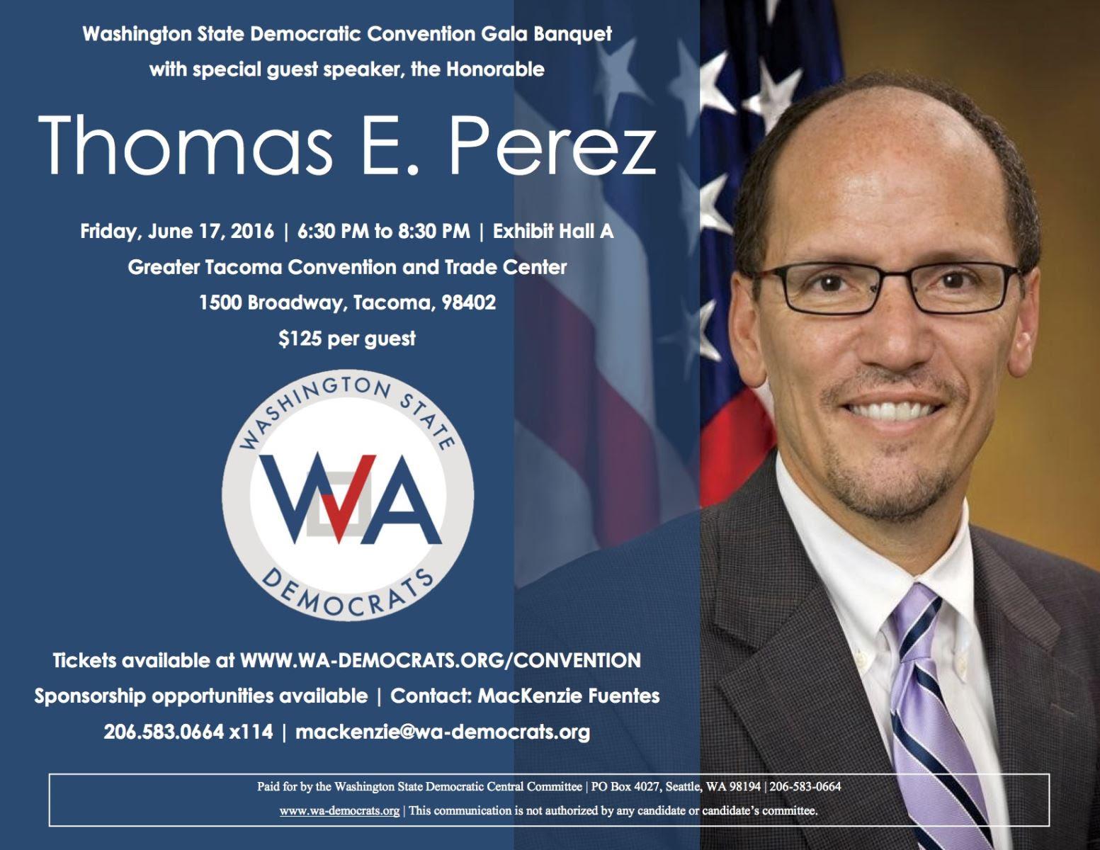 Meet Thomas E. Perez