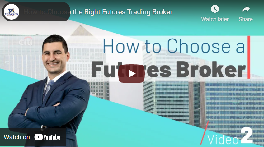 How to choose a futures broker