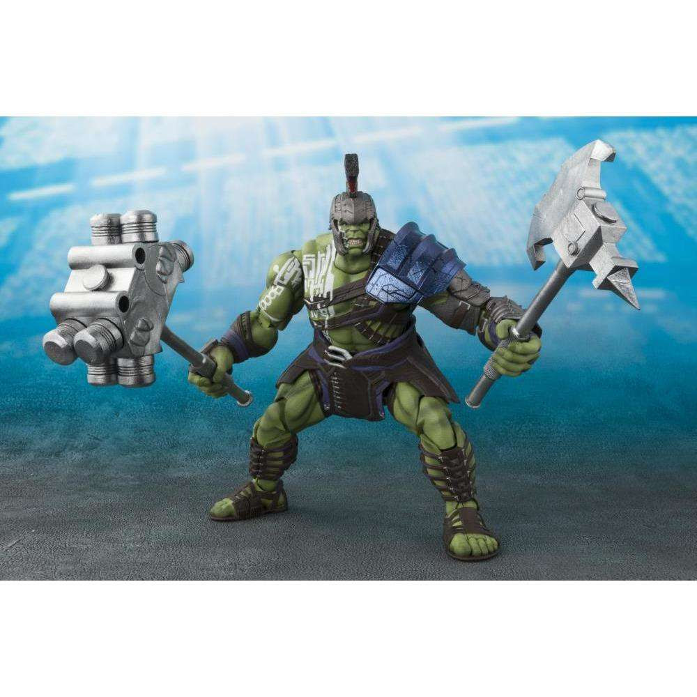 Image of Marvel Thor: Ragnarok S.H.Figuarts - Gladiator Hulk