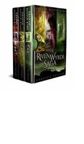 The Riven Wyrde Saga by Graham Austin-King