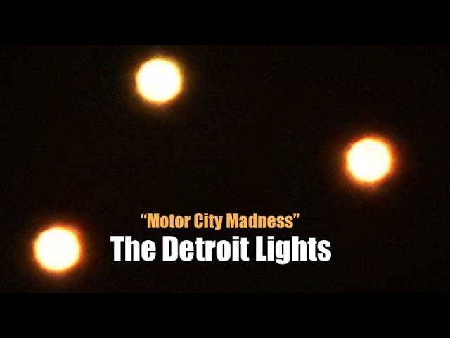 "*Armada* of Mysterious Lights FILL the Sky Near South Detroit! | ""The Detroit Lights""  Sddefault"