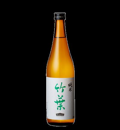 数馬酒造 竹葉 純米酒 720ml