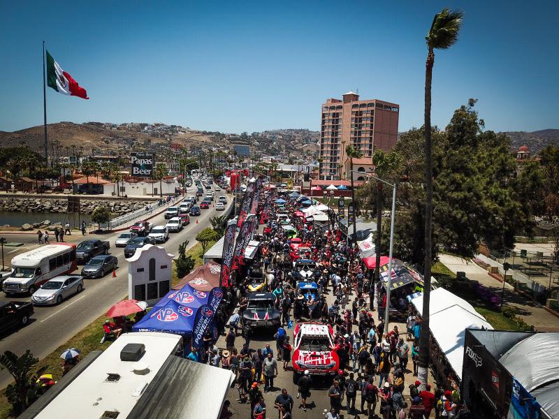 Honda Ridgeline, Jeff Proctor, Baja 500, Bink Designs