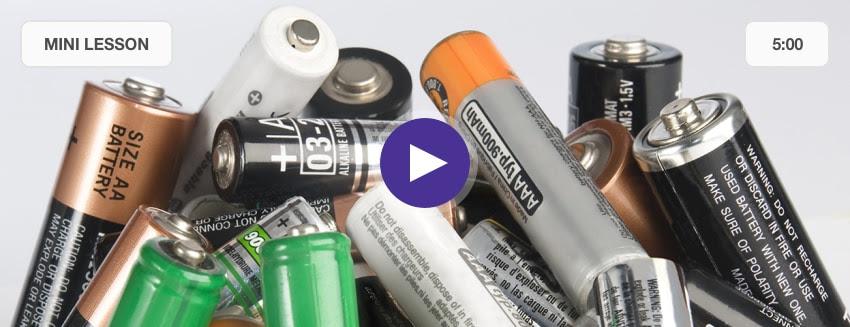 Mystery Doug Batteries