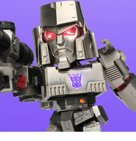 MECHA NATIONS MN-03 MEGATRON