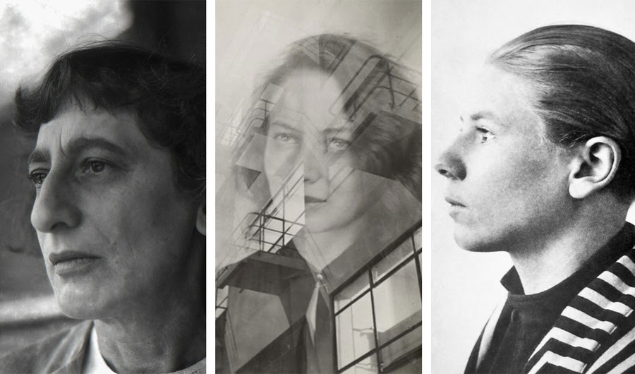 10 Forgotten Fêmea pioneiros da Bauhaus