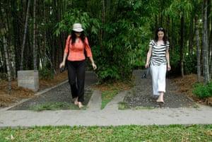 Barefoot park, Medellín, Columbia