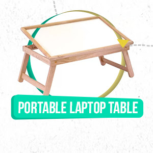 Under Rs.750 Off on Portable Laptop Tables