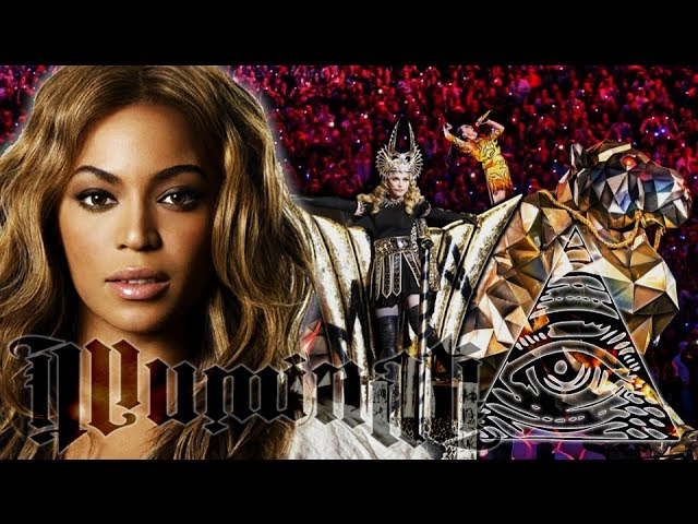 2016 ILLUMINATI Superbowl Halftime Show - Beyonce, Katy Perry, Madonna & Coldplay  Sddefault