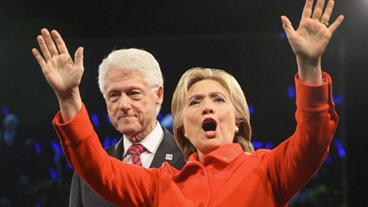Hillary Sided with Russia on Sanctions as Bill Made $500G on Moscow Speech