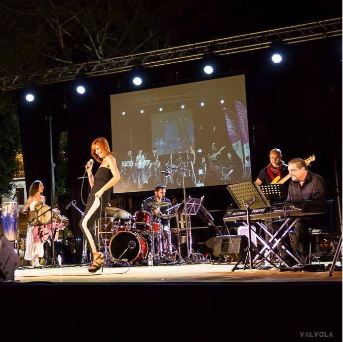 Camera Soul Live at Multiculturita Jazz Fest - July 15 0214 - Maria Dancing