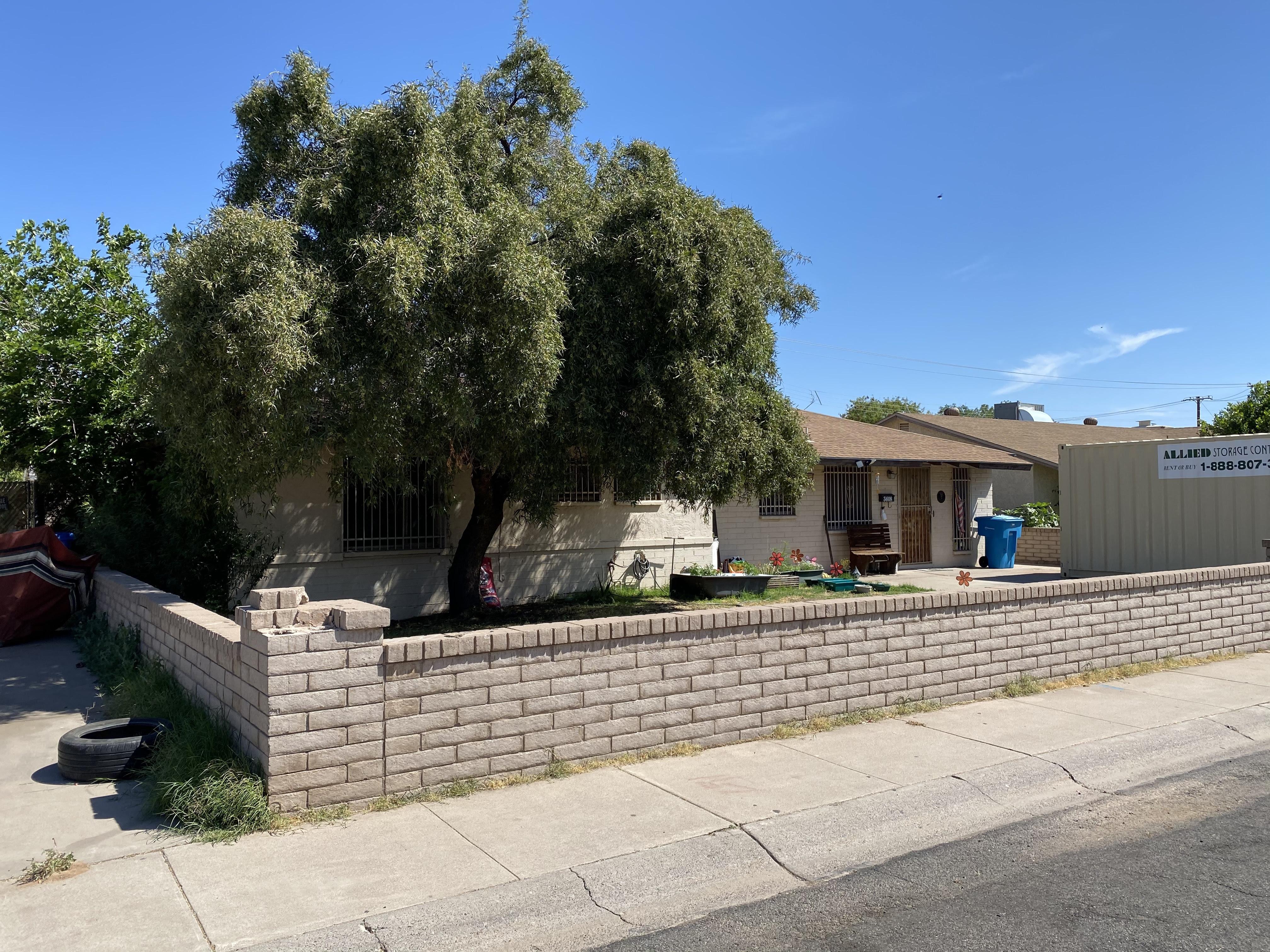 3608 W Marshall Ave Phoenix, AZ 85019 wholesale house listing near GCU