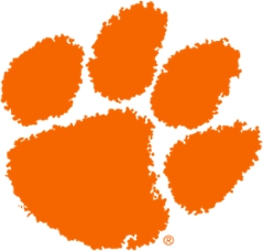 Image result for Clemson logo blank background